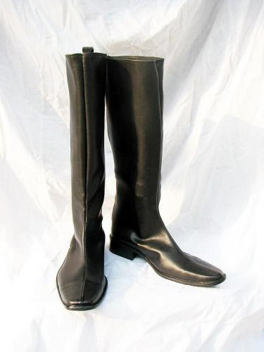 Code Geass Knight Of Rounds Cosplay Boots Shoes