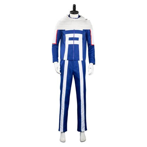 Boku no/My Hero Academia Hitoshi Shinso Halloween Carnival Suit Cosplay Costume