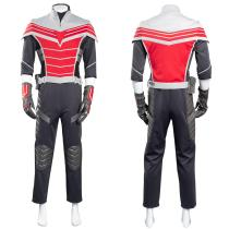 The Falcon and the Winter Soldier Halloween Carnival Suit Falcon/Sam Wilson Cosplay Costume
