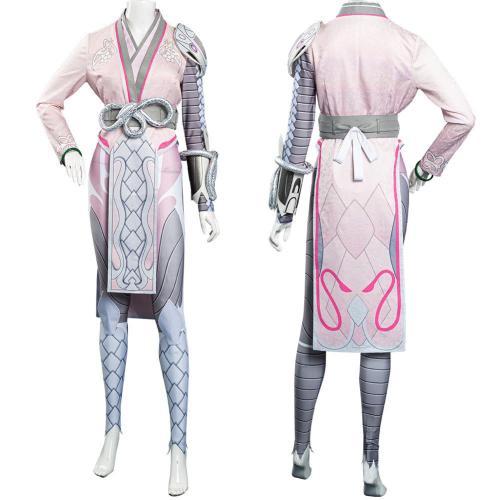 Overwatch OW Widowmaker Halloween Carnival Suit Cosplay Costume