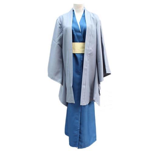 GINTAMA Outfit Katsura Kotarou Halloween Carnival Suit Cosplay Costume