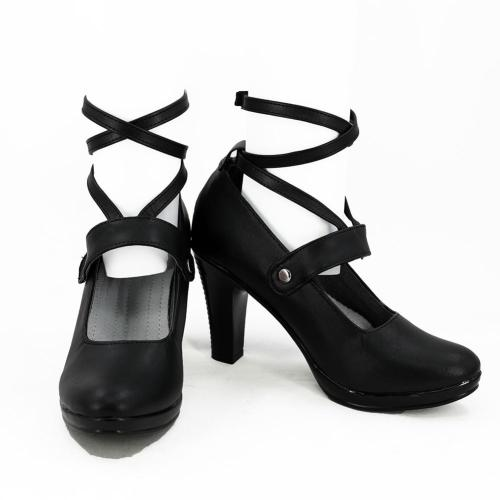 RWBY Boots Emerald Sustrai Halloween Costumes Accessory Cosplay Shoes