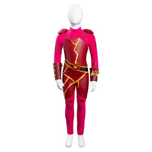 Movie The Adventures of Shark Boy & Lava Girl Lavagirl Kids Children Halloween Carnival Suit Cosplay Costume