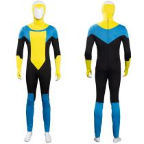Invincible Mark Grayson Halloween Carnival Suit Cosplay Costume