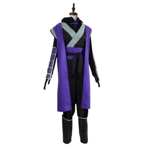 Scissor Seven Halloween Carnival Suit Cosplay Costume