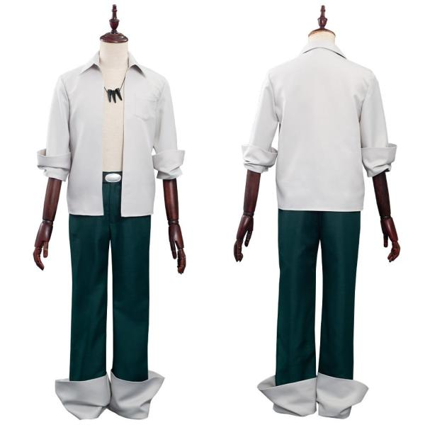 Shaman King The Super Star Outfit Yoh Asakura Halloween Carnival Suit Cosplay Costume