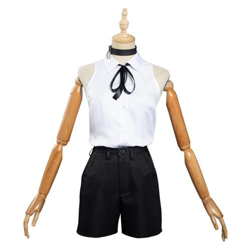Chainsaw Man Halloween Carnival Suit Reze Cosplay Costume