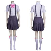 Higurashi: When They Cry Outfit Rika Furude Halloween Carnival Suit Cosplay Costume