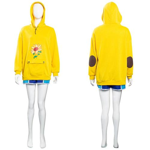 Wonder Egg Priority Ohto Ai Halloween Carnival Suit Cosplay Costume