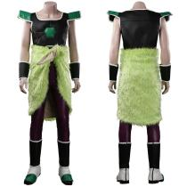 Dragon Ball Super Outfit Broli Halloween Carnival Suit Cosplay Costume