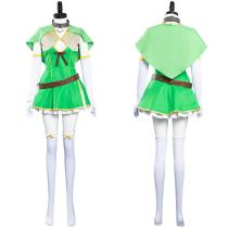 Anime How Not to Summon a Demon Lord-Shera L. Greenwood Halloween Carnival Suit Cosplay Costume