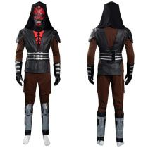 Star Wars: The Clone Wars Darth Maul Halloween Carnival Suit Cosplay Costume