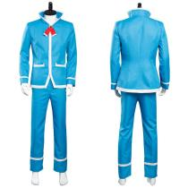 Welcome to Demon School! Iruma-kun Outfit Iruma Suzuki Halloween Carnival Suit Cosplay Costume