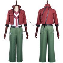 Edens Zero Shiki Granbell Halloween Carnival Suit Cosplay Costume
