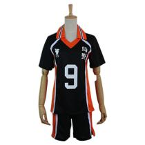 Haikyuu Cosplay Costume Karasuno High School Volleyball Club Kageyama Tobio Sportswear Jerseys Uniform