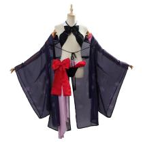 Fate/Grand Order FGO Osakabehime Outfit Cosplay Costume