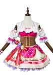 Love Live! Sunshine!! Sakurauchi Riko Valentine's Day Dress Cosplay Costume