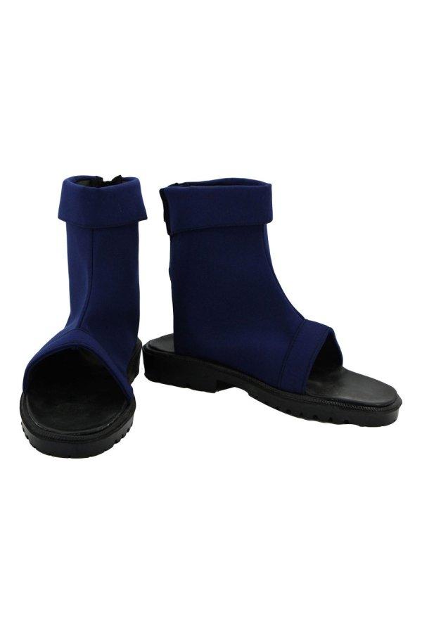 Naruto Uzumaki Uchiha Sasuke Cosplay Boots Shoes