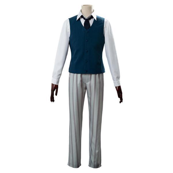 Louis Legosi Cherryton High School Boys Beastars Outfit Cosplay Costume