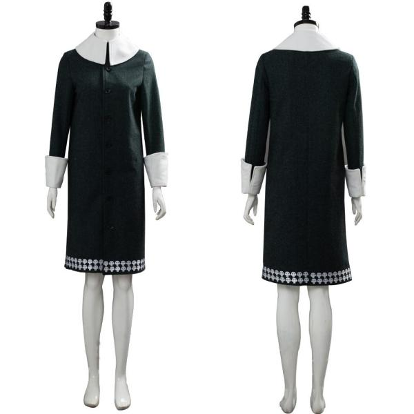 The Addams Family Wednesday Addams Costume