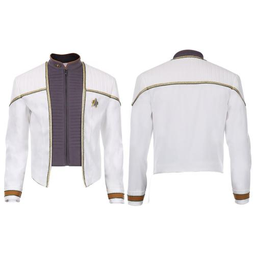 Star Trek-Data loose Coat Halloween Cosplay Costume