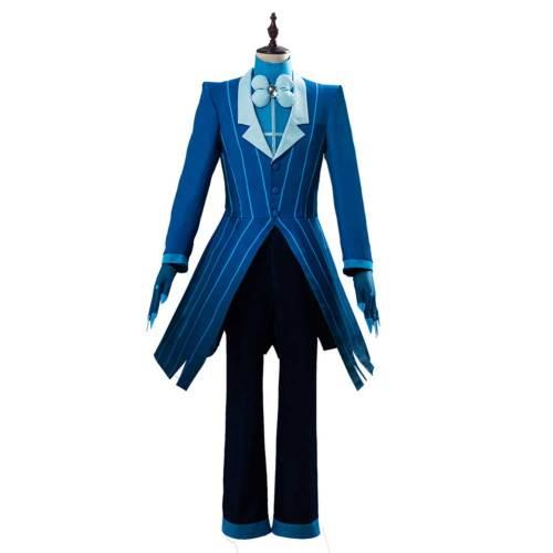 Hazbin Hotel ALASTOR 2P Uniform Cosplay Costume