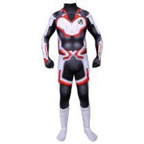 Avengers 4 :End Game Quantum Realm Upgraded Cosplay  Costume