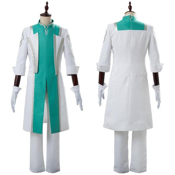 Fate/Grand Order FGO Romani Archaman Suit Cosplay Costume