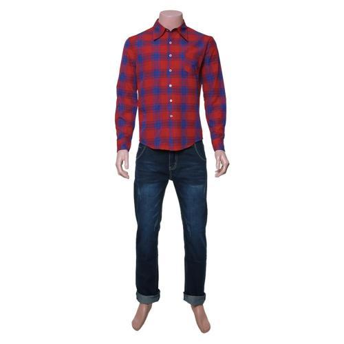 Onward Shirt Ian Lightfoot Cosplay Costume Outfit