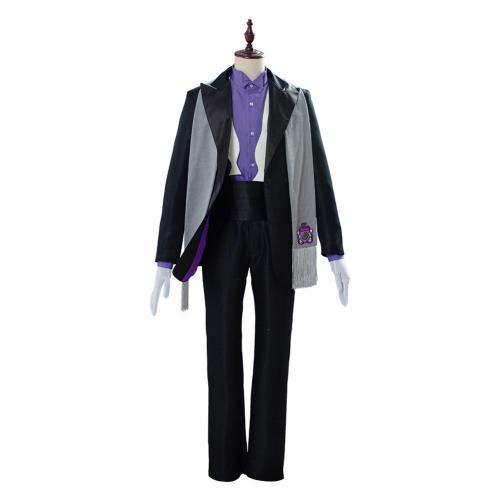Floyd Leech Costume Twisted Wonderland Cosplay Costume