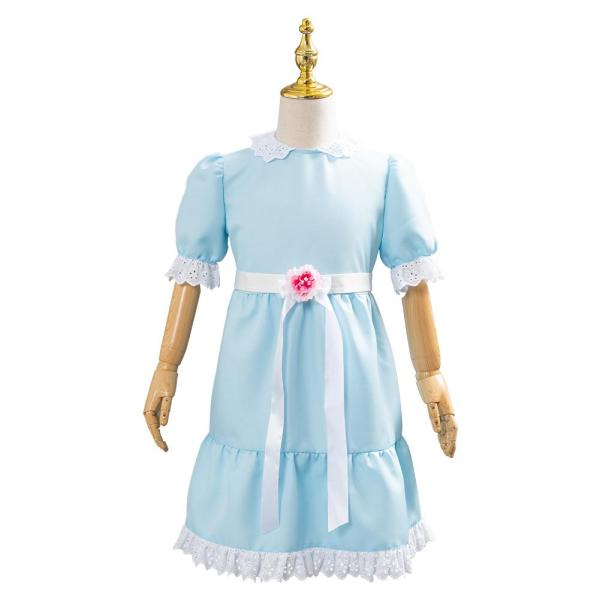 Shining Costume Doctor Sleep Twins Suit For Kids Cosplay Costume
