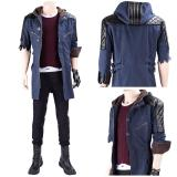 Game Devil May Cry 5 Nero Outfit Cosplay Costume