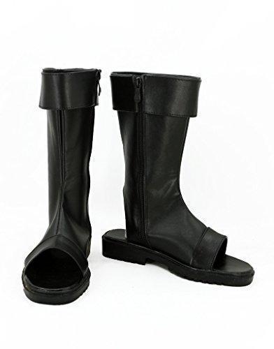 Boruto: Naruto the Movie Mitsuki Boots Cosplay Shoes