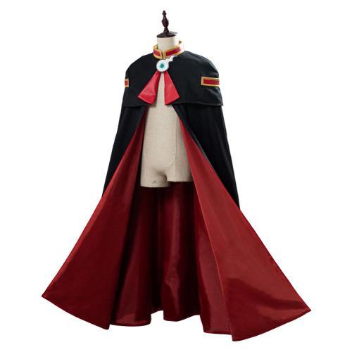 Hanako-kun Toilet-Bound Hanako-kun Cape Robe Cloak Coat Cosplay Costume