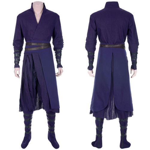 Star Trek: Picard-Elnor Coat Pants Outfit Halloween Carnival Suit Cosplay Costume