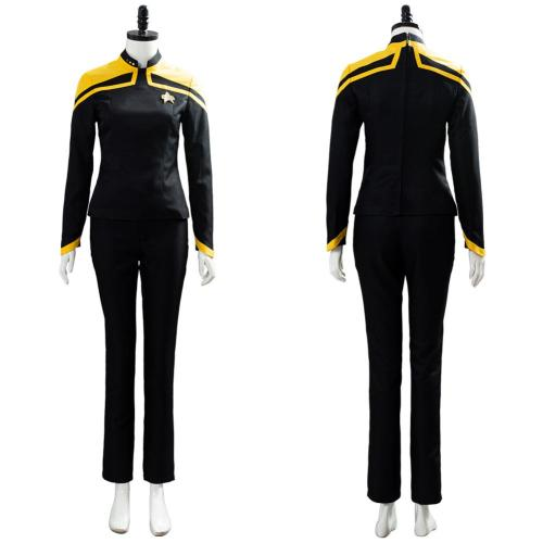 Star Trek Picard-Raffi Musiker Blouse Trousers Set Uniform Cosplay Costume