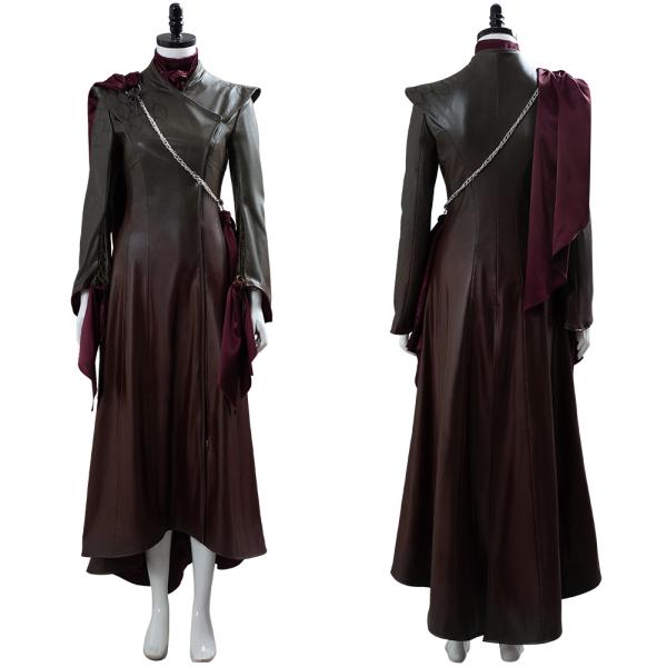 Game of Thrones Daenerys Targaryen Dany Uniform Cosplay Costume