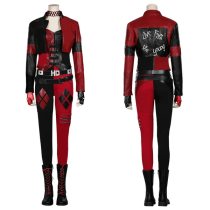 The Suicide Squad (2021) Coat Pants Outfit Harleen Quinzel/Harley Quinn Halloween Carnival Suit Cosplay Costume