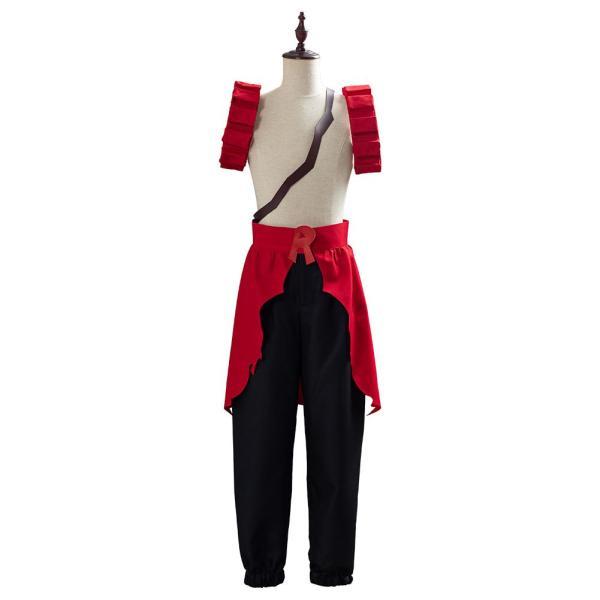 Boku no My Hero Academia Season4 Kirishima Eijiro Cosplay Costume