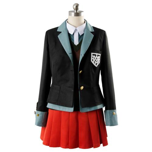Danganronpa 3 Yumeno Himiko Outfit Dress Cosplay Costume