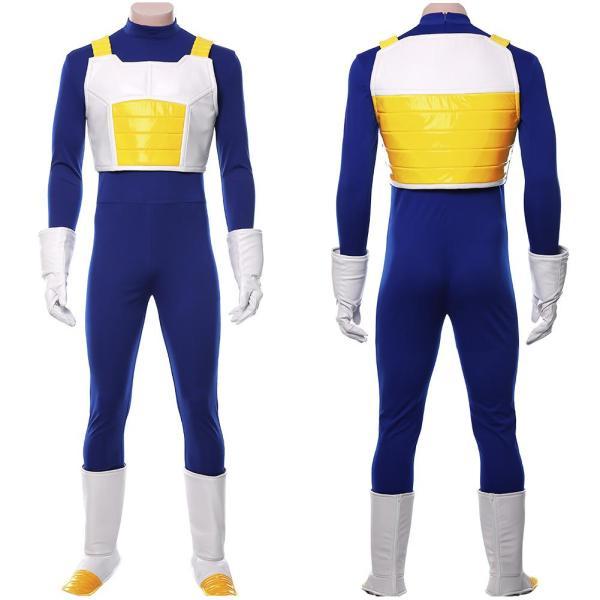 DRAGON BALL Dragonball Z Vegeta IV Uniform Cosplay Costume