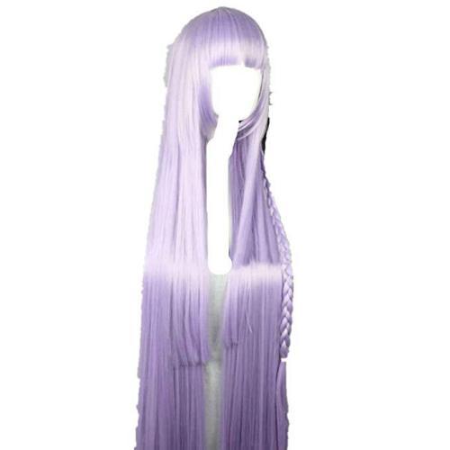 Danganronpa Kyoko Kirigiri Cosplay Wig