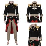 Castlevania Season 3-Trevor Belmont  Cosplay Costume Halloween Carnival Outfit