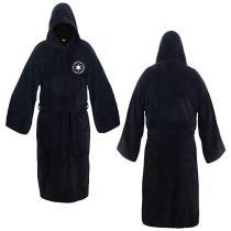 Star Wars Darth Vader Galactic Empire Bathrobe Hooded Bath Robe Fleece