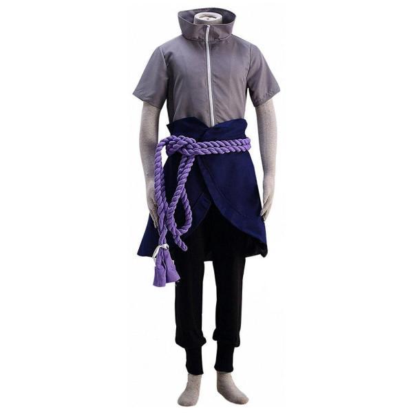 Naruto Shinobi World War Susanoo Uchiha Sasuke Cosplay Costume