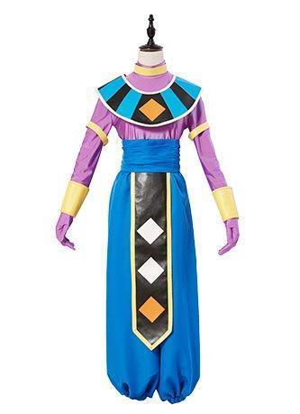 Dragon Ball God of Destruction Beerus Cosplay Costume