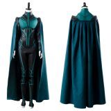 Thor 3 Ragnarok Goddess Of Death Hela Outfit Cosplay Costume