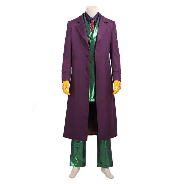 Gotham TV Joker Cameron Joker Halloween Uniform Cosplay Costume