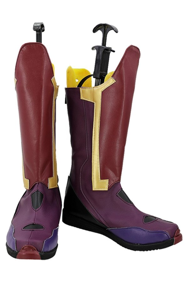 Avengers Infinity War Vision Cosplay Shoes Boots