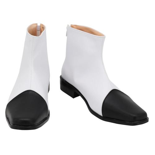 Hazbin Hotel Charlie/Charlotte Magne Cosplay Shoes Women Boots Accessories Halloween Party Shoes